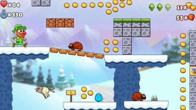 Super Adventure Jungle Classic apk screenshot