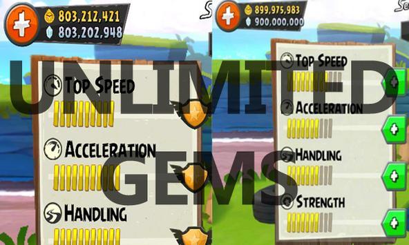 Coins Gems For Angry Birds Go screenshot 1