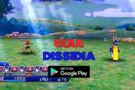 Guia DISSIDIA FINAL FANTASY OPERA OMNIA screenshot 4