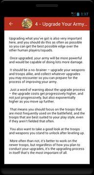 Guide for warfriends apk screenshot