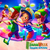 Games FarmVille Tropic Escape 2018 Tips icon