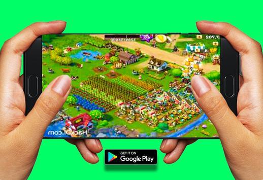 Games FarmVille Tropic Escape 2018 Tips screenshot 4