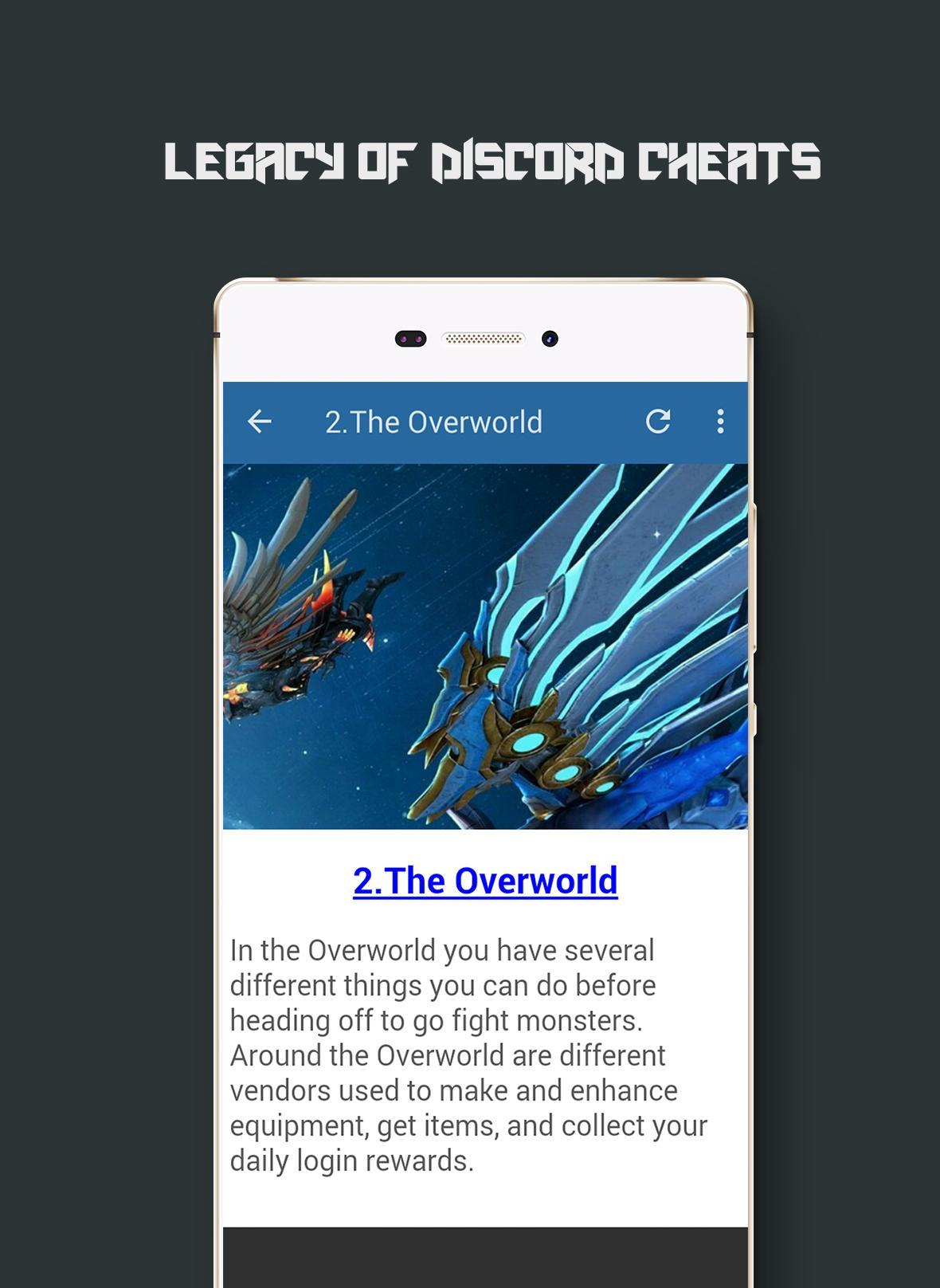 New Guide Legacy Of Discord 2018 for Android - APK Download