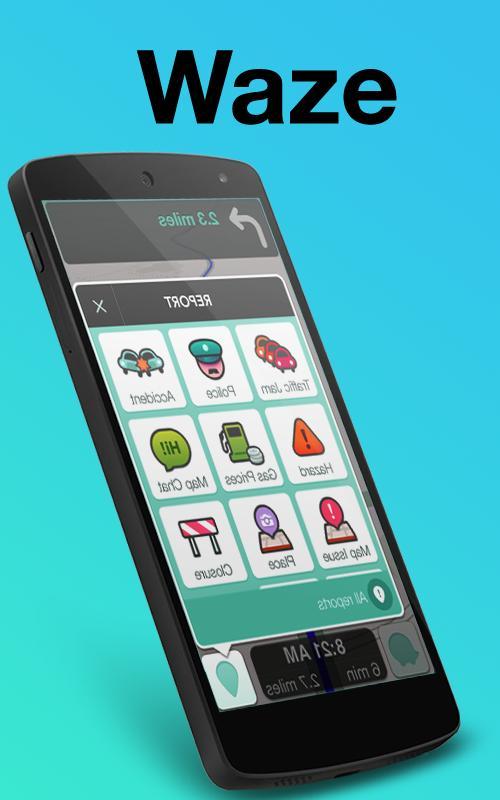 android gps waze maps traffic alerts live navigation guide apk. Black Bedroom Furniture Sets. Home Design Ideas
