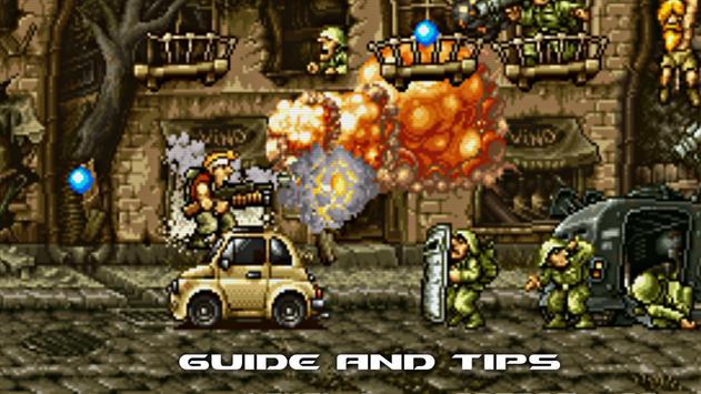 Tips Metal Slug apk screenshot
