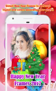 New Year Photo Frames 2017 apk screenshot