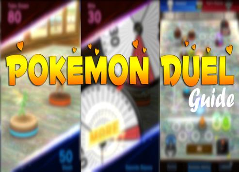 Guide & Tips for Pokemon Duel poster