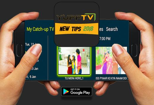 New Willow Tv Yupptv 2018 Tips screenshot 2