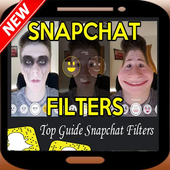 Top Guide Snapchat Filters icon