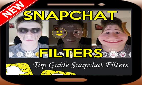 Top Guide Snapchat Filters poster