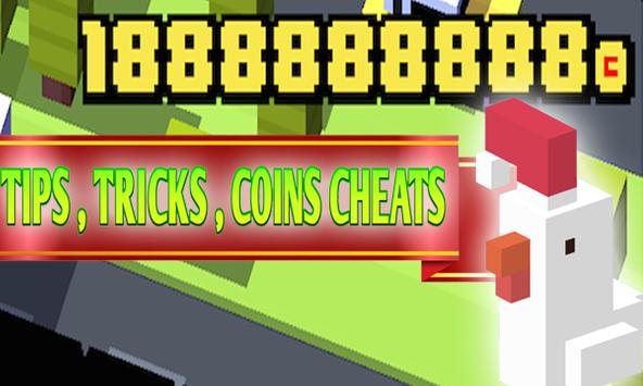 Cheats For Crossy Road poster