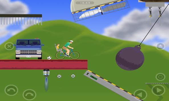 Tips Happy Wheels apk screenshot