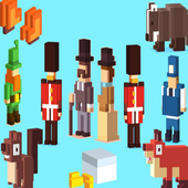 Characters For Crossy Road icon