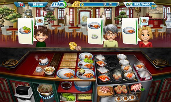Guide Cooking Fever apk screenshot