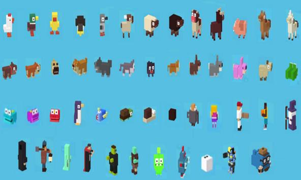 Guide Crossy Road poster