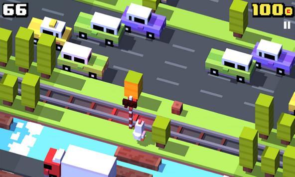 Guide Crossy Road screenshot 1