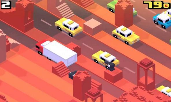 Guide Crossy Road screenshot 2
