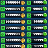 Coins Gems For Clash Royale icon