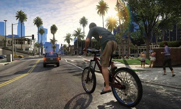 Guide For Grand Theft Auto 5 apk screenshot