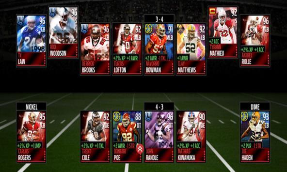 Guide Madden NFL Mobile apk screenshot