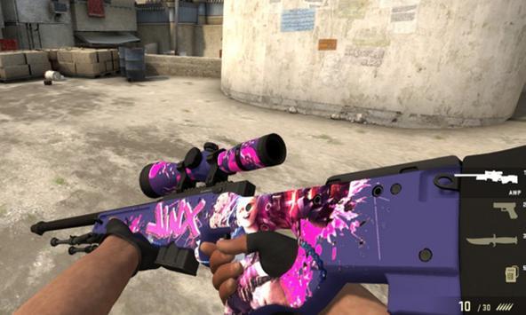 Weapons Counter Strike : GO apk screenshot