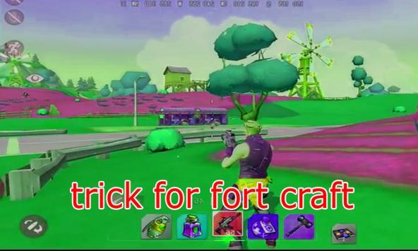 Fort craft tips and tricks 2k18 screenshot 3