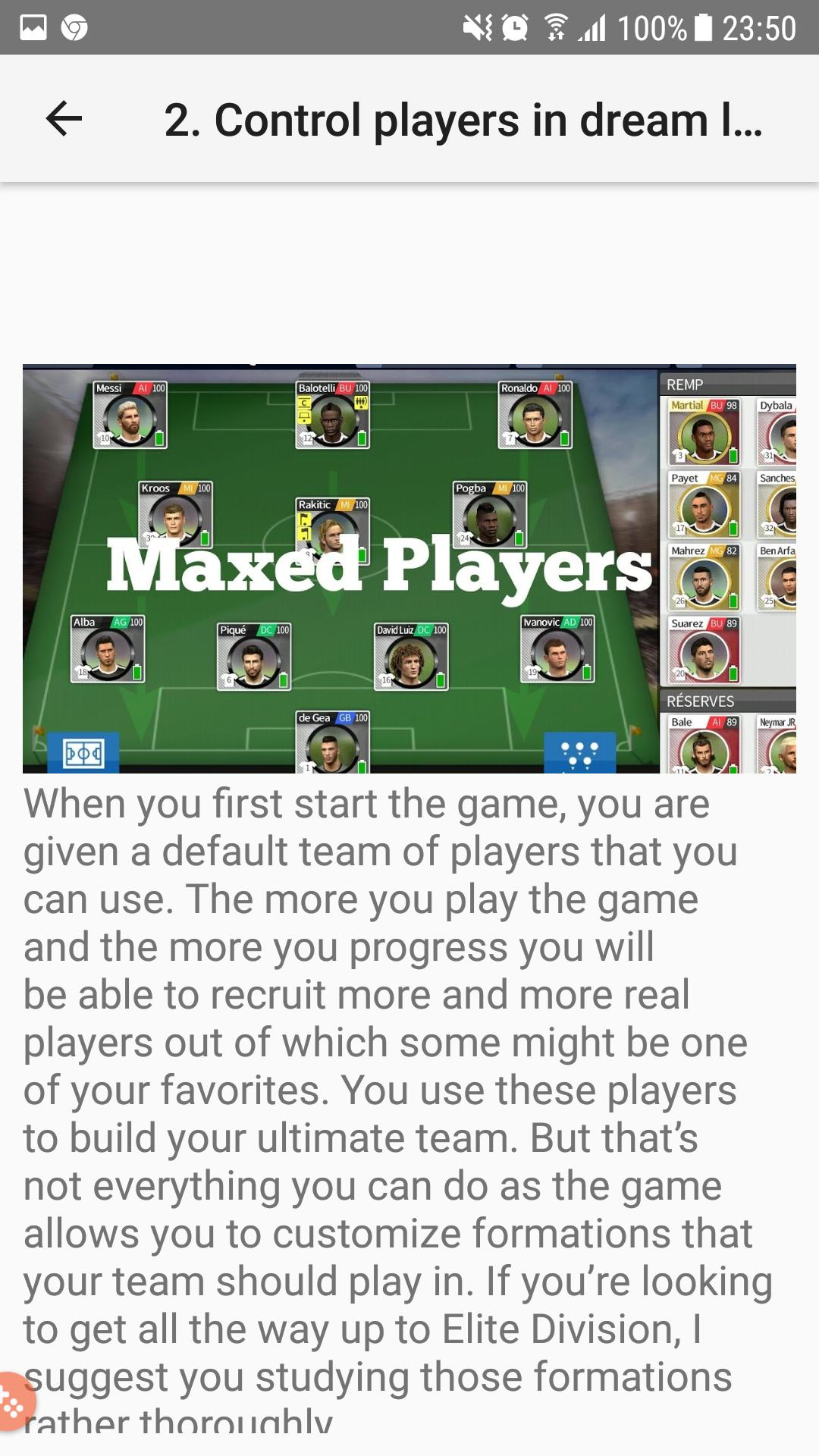 Guide Dream League Soccer 18 - Full Money for Android - APK Download