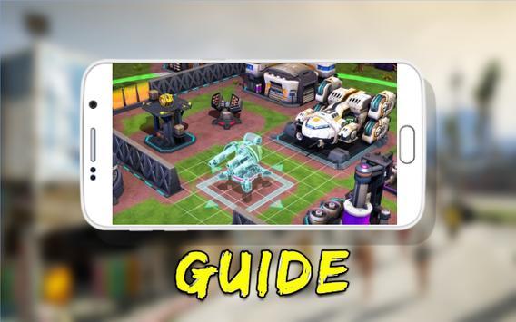 guide for Dawn of Titans apk screenshot