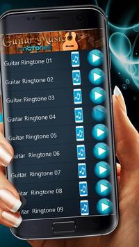 Guitar Music Ringtones screenshot 1
