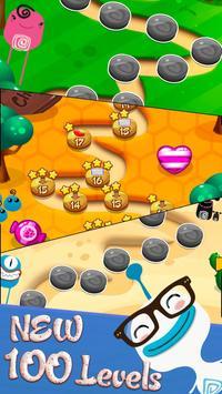 Gummy Candy Blast screenshot 1