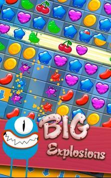 Gummy Candy Blast screenshot 4
