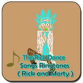 The Rick Dance Ringtones icon