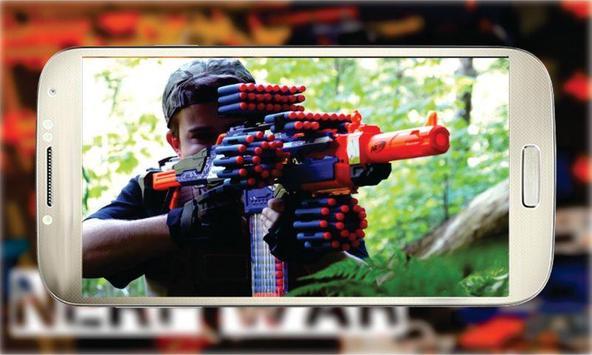Epic Nerf Guns War Kids poster
