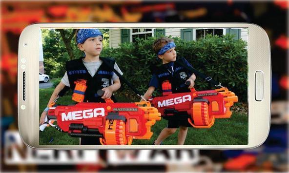 Epic Nerf Guns War Kids screenshot 1