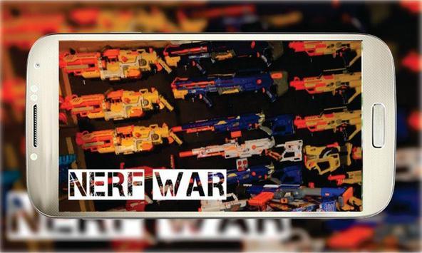 Epic Nerf Guns War Kids apk screenshot