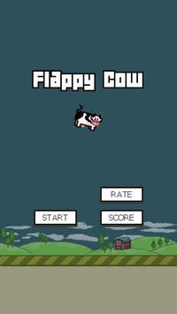 Flappy Cow apk screenshot