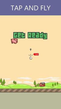 Flappy Pig poster