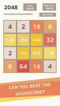 2048 Number Game screenshot 3