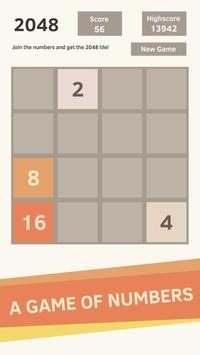 2048 Number Game poster