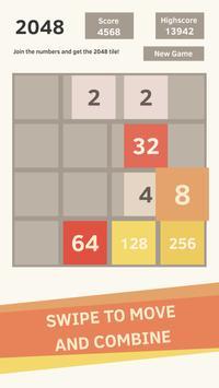 2048 Number Game screenshot 2
