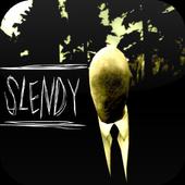 Slendy icon