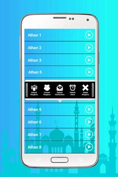 Adhan Ringtones Beautiful screenshot 2