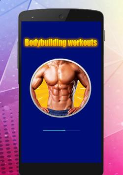Bodybuilding Workout Exercises screenshot 1