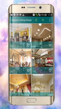 Gypsum Ceiling Design apk screenshot