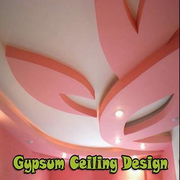 Gypsum Ceiling Design poster