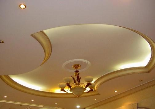 Gypsum Ceiling Design screenshot 1