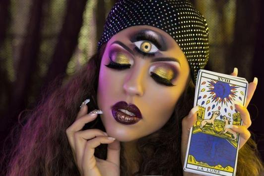 Free Tarot Card Reading Apps Women screenshot 1