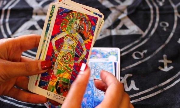 Free Tarot Card Reading Apps Women screenshot 2