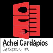 Achei Cardápios icon