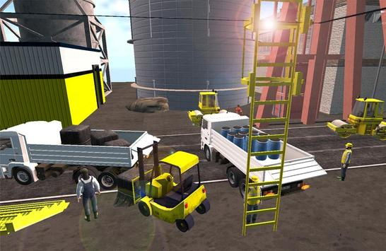 Forklift 3D Game screenshot 4